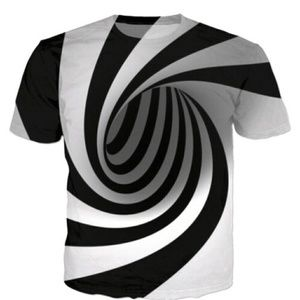 Other - BACK TO SCHOOL SALE!!! Optical Illusion Shirt